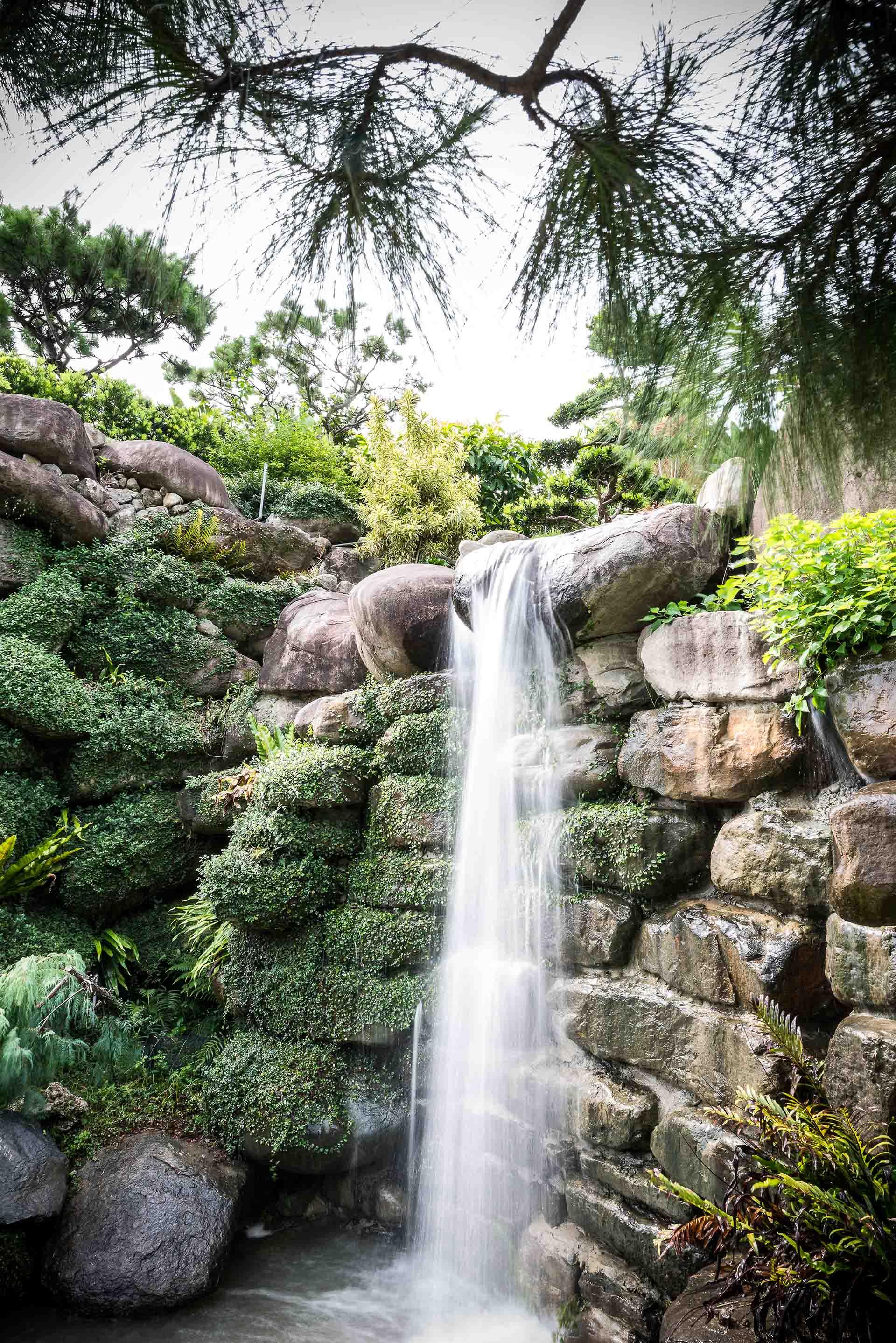 微光會館-台東瀑布